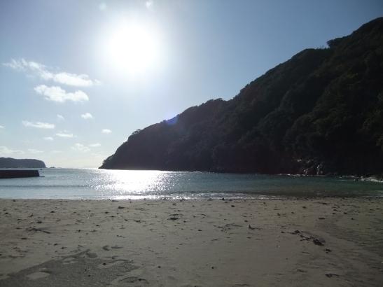2012/12/05の海