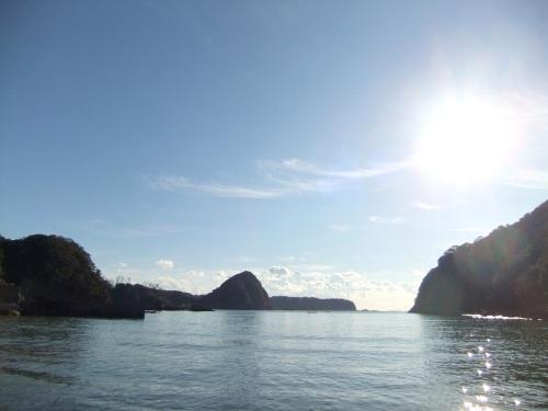 2012.12.12 朝の海
